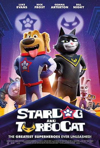 دانلود انیمیشن زیرنویس فارسی چسبیده استارداگ و توربوکت StarDog and TurboCat 2019