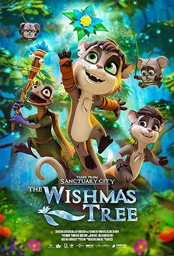دانلود انیمیشن زیرنویس فارسی چسبیده درخت آرزوها The Wishmas Tree 2020