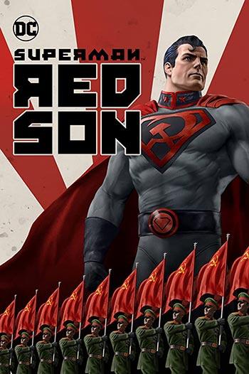 دانلود انیمیشن زیرنویس فارسی چسبیده سوپرمن: پسر سرخ Superman: Red Son 2020