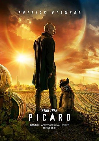 دانلود سریال زیرنویس فارسی پیشتازان فضا : پیکارد Star Trek Picard
