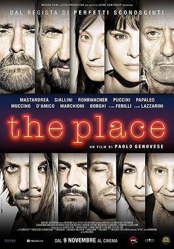 دانلود فیلم زیرنویس فارسی چسبیده مکان The Place 2017