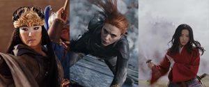 تاریخ اکران فیلم Black Widow و مولان مشخص شد