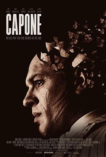دانلود فیلم زیرنویس فارسی چسبیده کاپون Capone 2020 دوبله فارسی