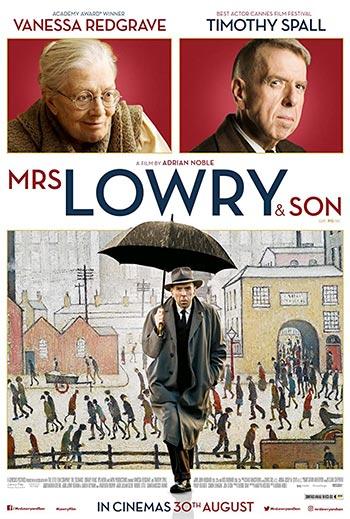 دانلود فیلم زیرنویس فارسی چسبیده خانم لاوری و پسرش Mrs Lowry and Son 2019