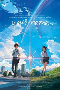 دانلود انیمیشن زیرنویس فارسی چسبیده اسم تو Your Name 2016 دوبله فارسی