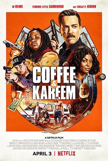 دانلود فیلم زیرنویس فارسی چسبیده کافی و کریم Coffee and Kareem 2020