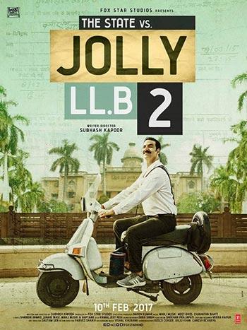دانلود فیلم زیرنویس فارسی چسبیده Jolly LLB 2 2017