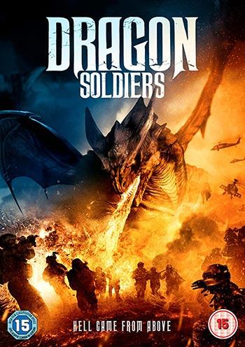 دانلود فیلم زیرنویس فارسی چسبیده سرباز اژدها Dragon Soldiers 2020