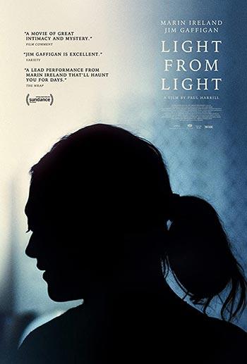 دانلود فیلم زیرنویس فارسی چسبیده نور امیدبخش Light from Light 2019