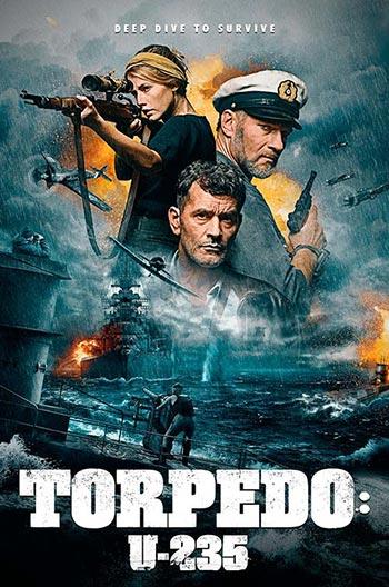 دانلود فیلم زیرنویس فارسی چسبیده اژدر Torpedo 2019