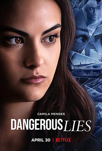 دانلود فیلم زیرنویس فارسی چسبیده دروغ خطرناک Dangerous Lies 2020