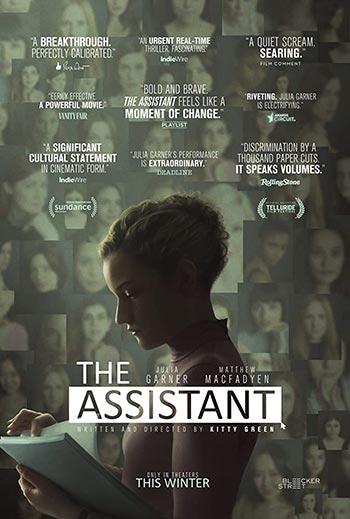 دانلود فیلم زیرنویس فارسی چسبیده دستیار The Assistant 2019