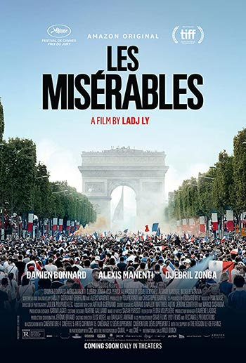 دانلود فیلم زیرنویس فارسی چسبیده بینوایان Les Miserables 2019