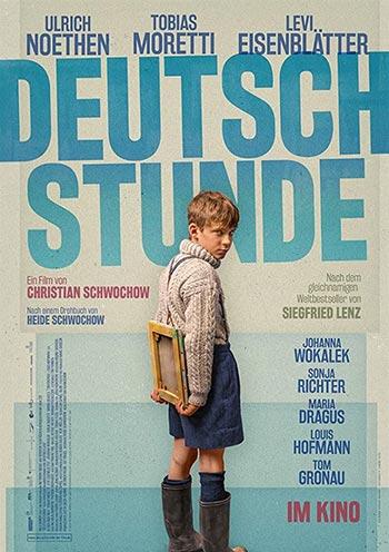 دانلود فیلم زیرنویس فارسی چسبیده درس آلمانی The German Lesson 2019