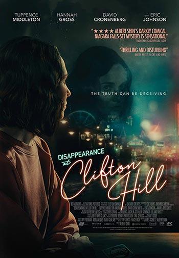 دانلود فیلم زیرنویس فارسی چسبیده ناپدید شدن در کلیفتون هیل Disappearance at Clifton Hill 2019