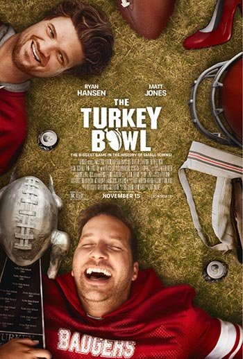 دانلود فیلم زیرنویس فارسی چسبیده The Turkey Bowl 2019