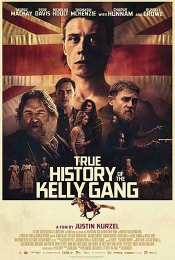 دانلود فیلم زیرنویس فارسی چسبیده ماجرای باند کلی True History of the Kelly Gang 2020