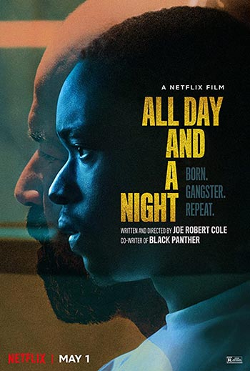 دانلود فیلم زیرنویس فارسی چسبیده تمام روز و یک شب All Day and a Night 2020
