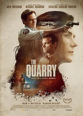 دانلود فیلم زیرنویس فارسی چسبیده معدن The Quarry 2020