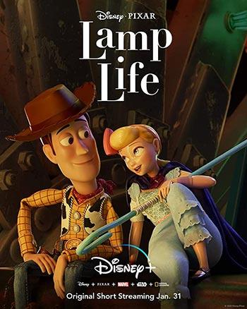 دانلود انیمیشن زیرنویس فارسی چسبیده زندگی لامپی Lamp Life 2020