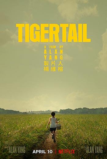 دانلود فیلم زیرنویس فارسی چسبیده دم ببر Tigertail 2020