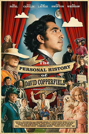 دانلود فیلم زیرنویس فارسی چسبیده تاریخچه شخصی دیوید کاپرفیلد The Personal History of David Copperfield 2019