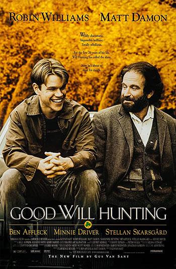 دانلود فیلم دوبله فارسی ویل هانتینگ نابغه Good Will Hunting 1997