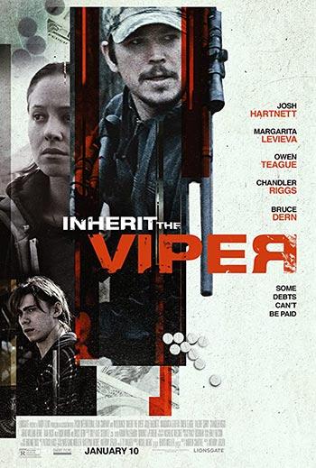 دانلود فیلم زیرنویس فارسی چسبیده وارث افعی Inherit the Viper 2019