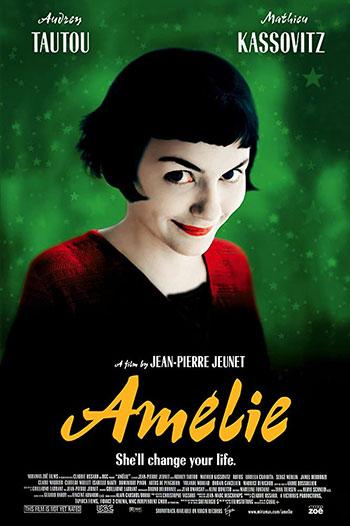دانلود فیلم زیرنویس فارسی چسبیده املی Amelie 2001