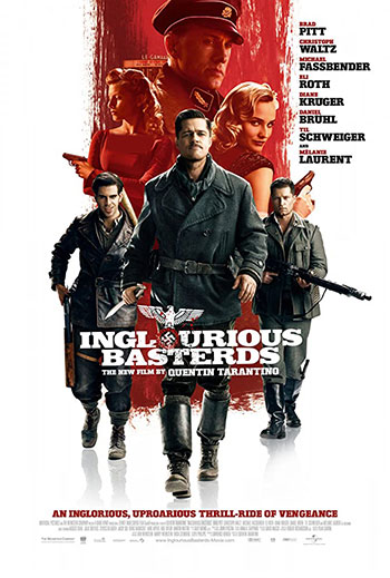 دانلود فیلم دوبله فارسی پست فطرت های لعنتی Inglourious Basterds 2009