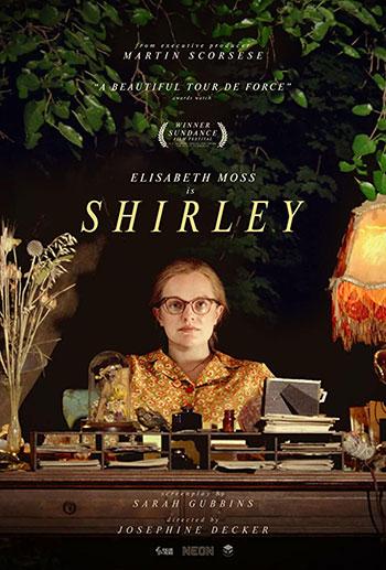دانلود فیلم زیرنویس فارسی چسبیده شرلی Shirley 2020