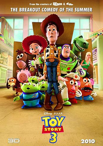 دانلود انیمیشن دوبله فارسی داستان اسباب بازی 3 Toy Story 3 2010