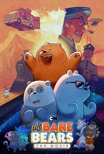 دانلود انیمیشن دوبله فارسی سه کله پوک We Bare Bears The Movie 2020