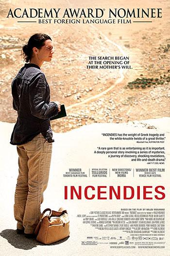 دانلود فیلم زیرنویس فارسی چسبیده ویران شده Incendies 2010