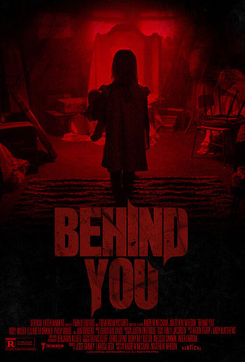 دانلود فیلم زیرنویس فارسی چسبیده پشت سرت Behind You 2020