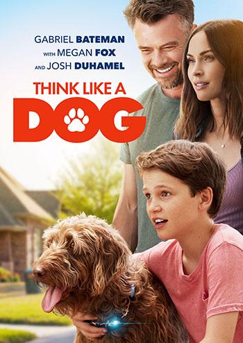 دانلود فیلم زیرنویس فارسی چسبیده مثل سگ فکر کنید Think Like a Dog 2020