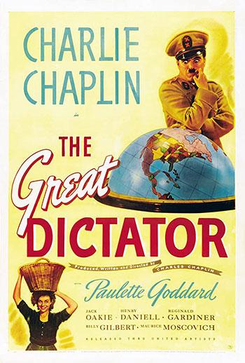 دانلود فیلم دوبله فارسی دیکتاتور بزرگ The Great Dictator 1940
