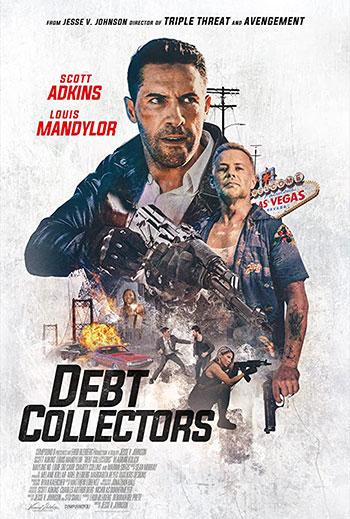 دانلود فیلم زیرنویس فارسی چسبیده شرخر 2 The Debt Collector 2 2020