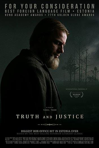 دانلود فیلم زیرنویس فارسی چسبیده حقیقت و عدالت Truth and Justice 2019