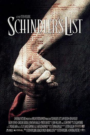 دانلود فیلم زیرنویس فارسی چسبیده فهرست شیندلر Schindler's List 1993