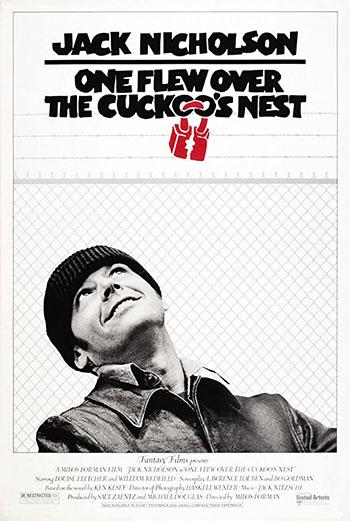 دانلود فیلم دوبله فارسی دیوانه ای از قفس پرید One Flew Over the Cuckoos Nest 1975 زیرنویس فارسی چسبیده