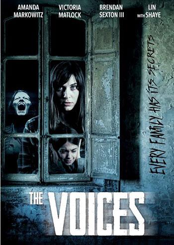 دانلود فیلم زیرنویس فارسی چسبیده صداها The Voices 2020