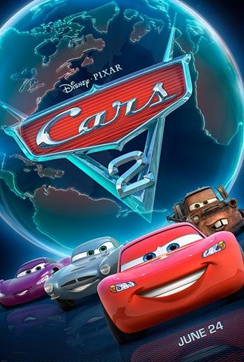 دانلود انیمیشن دوبله فارسی ماشین ها 2 Cars 2 2011