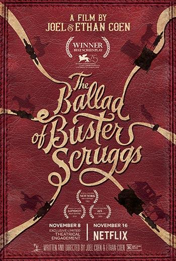 دانلود فیلم دوبله فارسی تصنیف باستر اسکروگز The Ballad of Buster Scruggs 2018 زیرنویس فارسی چسبیده