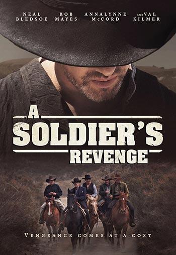 دانلود فیلم زیرنویس فارسی چسبیده قلب سرباز A Soldier's Revenge 2020