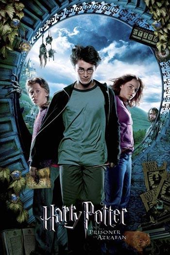 دانلود فیلم زیرنویس فارسی چسبیده هری پاتر و زندانی آزکابان Potter va Zendani-ye Azkaban 2004