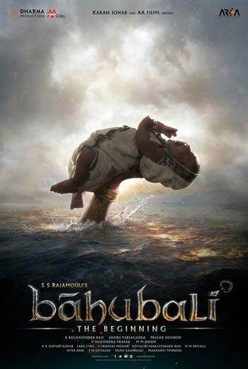 دانلود فیلم دوبله فارسی آغاز باهوبالی Baahubali The Beginning 2015