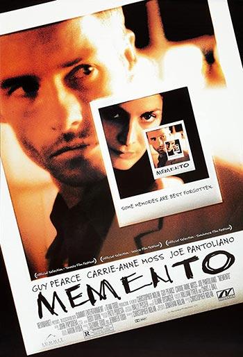دانلود فیلم دوبله فارسی یادگاری Memento 2001