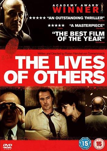 دانلود فیلم دوبله فارسی زندگی دیگران The Lives of Others 2006