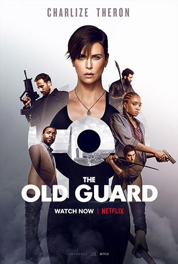 دانلود فیلم زیرنویس فارسی چسبیده نگهبانان قدیمی The Old Guard 2020